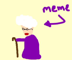Negative Nancy meme