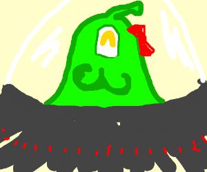 Some cute alien