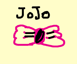 WAS THAT A JOJO REFERENCE!?