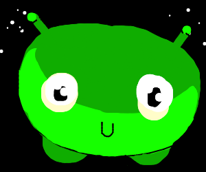 Mooncake from final space