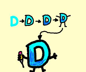 How to make drawception d