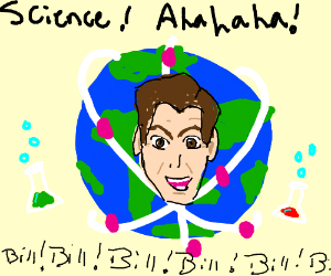 Bill Nye the Science is taking over