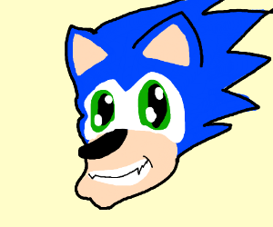 Sonic the Handsome