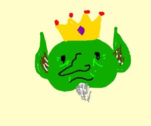 Old king goblin