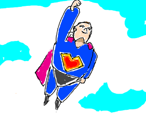 Super-love-man (Power of LOVE!)