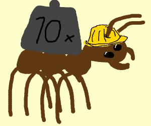 Spend 10 Min: Draw Ant  Not A Damn PIO  - Drawception
