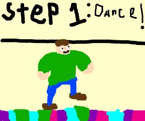 Step One: Dance