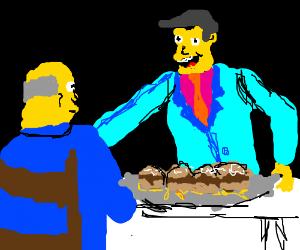Skinner's steamed hams