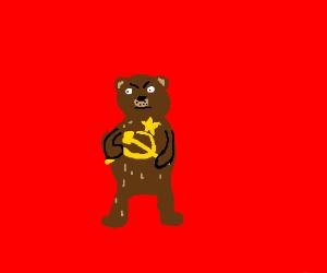 Angry Russian Bear