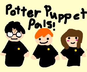Harry Potter Puppet Palls