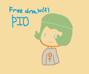 draw what do you want pio