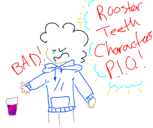 Rooster Teeth Charas PIO
