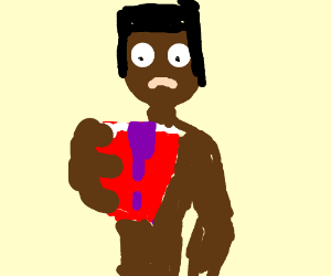 The purpdrank is bad