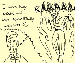 Bill is sad about super Sayans
