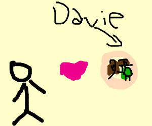 """""""I want you, Davie."""" """"Me?"""" """"That's right."""""""