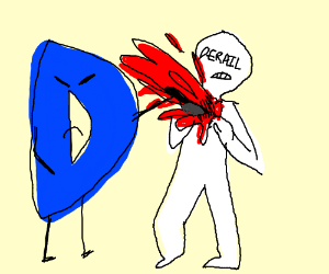 Derailing means death