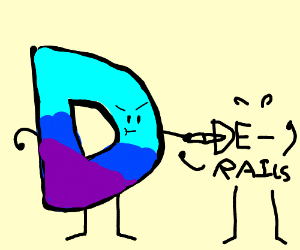 Drawception puts the knife in Derails