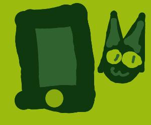 One rockin' Cat-mobile