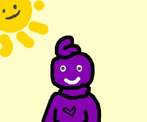 happi purple boi