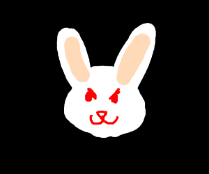 Bad bunny!