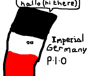 Imperial Germany P.I.O.