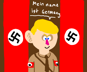 aryan nazi called germany