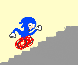 Zooming Escalators