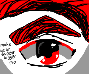 Fat avatar PIO - Drawception