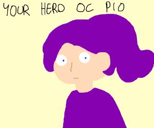 Your Hero OC PIO