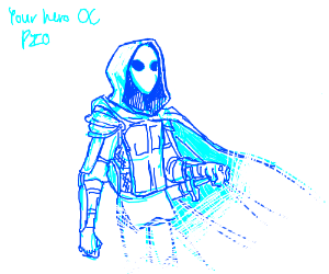 Your hero OC PIO