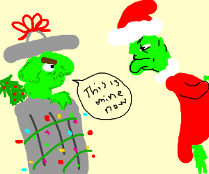 how the gronch stole chistmas