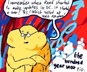 the hundred year war pio
