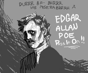 Edgar Allan Poe PIO