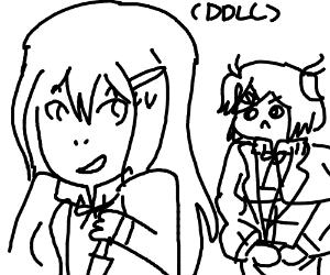 Yuri vs buffsuki