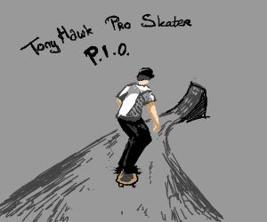 Tony Hawk Pro Skater PIO (why)