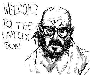 Hardcore father