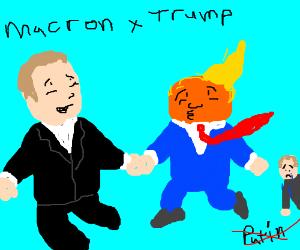 Trump x Putin