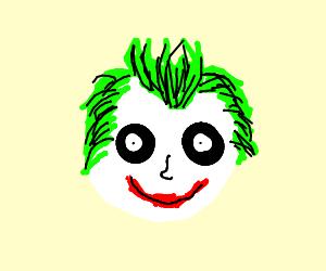 Heath Ledgers Joker