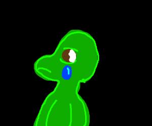 Sad frog meme, ULTRA RARE