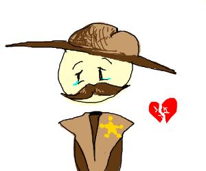 Nobody loves cowboy