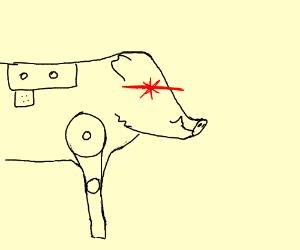 mechanical war hog
