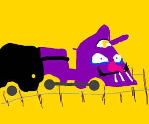 Waluigi Train