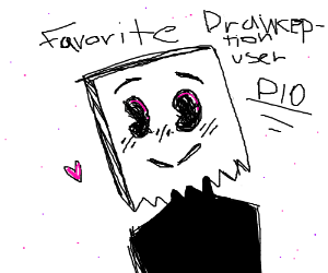Favorite Drawception user PIO
