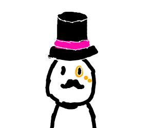 fancy boi in top hat