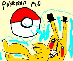 Pio the pokemon