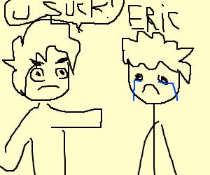 Erik sucks