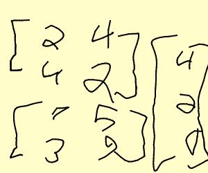 math matrices