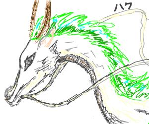 Haku (spirited away)