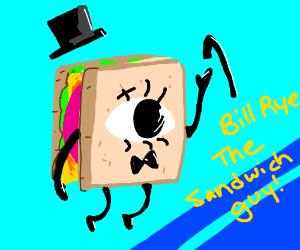Bill Rye the Sandwich Guy