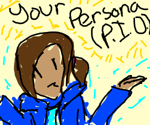 Your persona pass it on